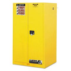 JUS 896000 JUSTRITE Sure-Grip EX Safety Cabinet JUS896000