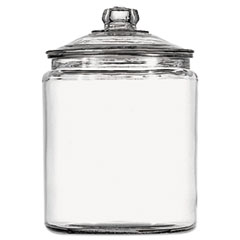 ANH 69349T Anchor  Heritage Hill Glass Jar with Lid ANH69349T