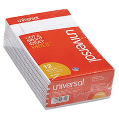 UNV 46300 Universal Economy Ruled Writing Pads UNV46300