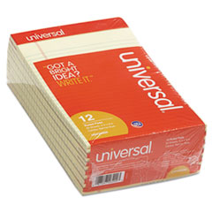 UNV 46200 Universal Economy Ruled Writing Pads UNV46200