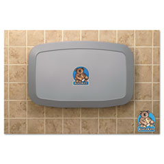 KKP KB20001 Koala Kare Horizontal Baby Changing Station KKPKB20001