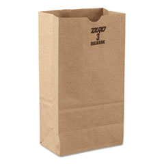 BAG GX3500 General Grocery Paper Bags BAGGX3500