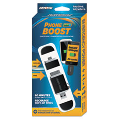 RAY PS68BK Rayovac Phone Boost Key Chain Charger RAYPS68BK