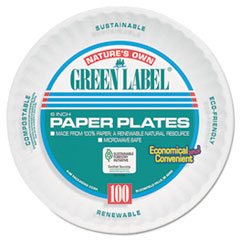 AJM PP6AJKWH AJM Packaging Corporation Paper Plates AJMPP6AJKWH