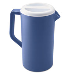 RCP 3062PRPERCT Rubbermaid  Commercial Plastic Three-Way-Lid Pitcher RCP3062PRPERCT