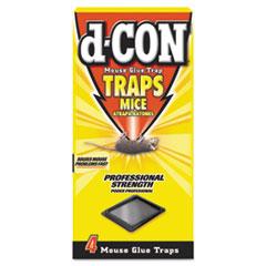 RAC 78642 d-CON Mouse Glue Trap RAC78642