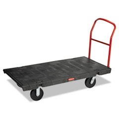 RCP 4471BLA Rubbermaid Commercial Platform Truck RCP4471BLA