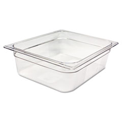 RCP 124PCLE Rubbermaid Commercial Cold Food Pans RCP124PCLE