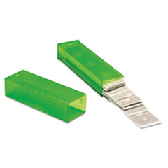 UNG TR10 Unger ErgoTec Glass Scraper Replacement Blades UNGTR10