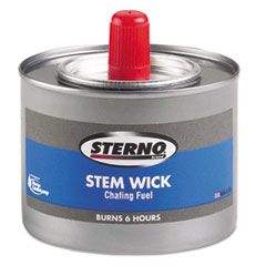 STE 10102 Sterno Stem Wick Chafing Fuel STE10102