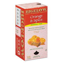 BTC 10398 Bigelow Single Flavor Tea Bags BTC10398