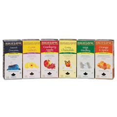BTC 17578 Bigelow Assorted Herbal Tea Bags BTC17578