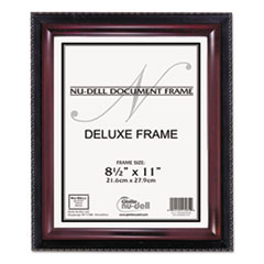 NUD 17402 NuDell Executive Document Certificate Frame NUD17402