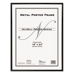 NUD 31222 NuDell Metal Poster Frame NUD31222