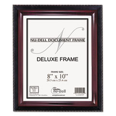 NUD 17401 NuDell Executive Document Certificate Frame NUD17401