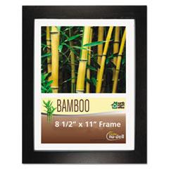 NUD 14185 NuDell Black Bamboo Frame NUD14185