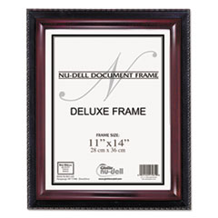 NUD 17403 NuDell Executive Document Certificate Frame NUD17403