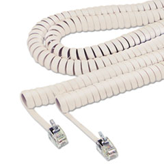SOF 48100 Softalk Coiled Phone Cord SOF48100