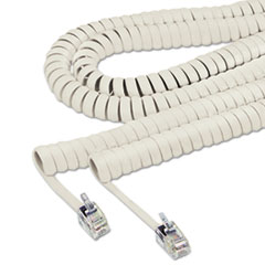SOF 42215 Softalk Coiled Phone Cord SOF42215