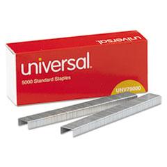 UNV 79000VP Universal Standard Chisel Point Staples UNV79000VP