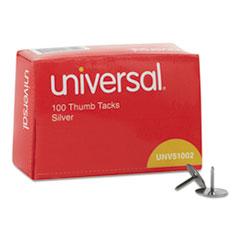 UNV 51002 Universal Thumb Tacks UNV51002