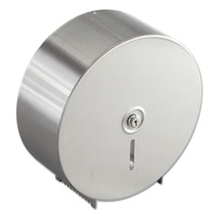 BOB 2890 Bobrick Single Roll Jumbo Toilet Tissue Dispenser BOB2890