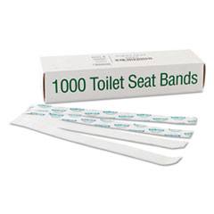 BGC 300591 Bagcraft Sani/Shield Toilet Seat Bands BGC300591