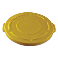 RCP 261960YEL Rubbermaid Commercial Round Brute Lid RCP261960YEL
