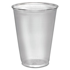 DCC TP10DPK Dart Ultra Clear PET Cups DCCTP10DPK