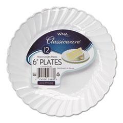 WNA RSCW61512WPK WNA Classicware Plastic Dinnerware WNARSCW61512WPK