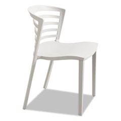 SAF 4359GR Safco Entourage Stack Chairs SAF4359GR