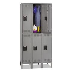TNN DTS1218363MG Tennsco Double Tier Locker TNNDTS1218363MG