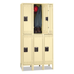 TNN DTS1218363SD Tennsco Double Tier Locker TNNDTS1218363SD