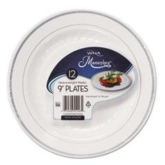 WNA RSM91210WSPK WNA Masterpiece Plastic Dinnerware WNARSM91210WSPK