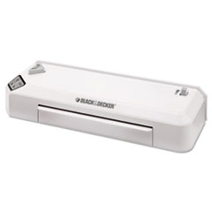 BOS LAM95 BLACK+DECKER Flash Thermal Laminator BOSLAM95