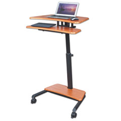 BLT 90459 BALT Up-Rite Mobile Standing Workstation BLT90459