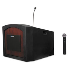 APL SW3240MH AmpliVox Pinnacle Tabletop Lectern APLSW3240MH