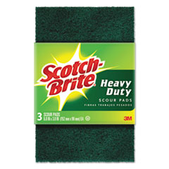 MMM 22310 Scotch-Brite Heavy-Duty Scouring Pad MMM22310
