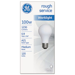 GEL 18275 GE Rough Service Incandescent Worklight Bulb GEL18275