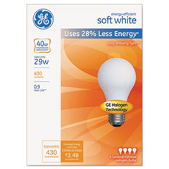 GEL 70287 GE Energy-Efficient Halogen Bulb GEL70287