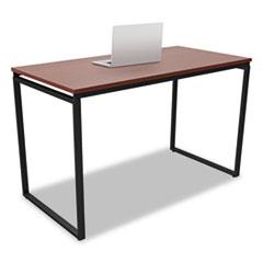 LIT SV750CH Linea Italia Seven Series Rectangle Desk LITSV750CH