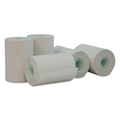UNV 35766 Universal Deluxe Direct Thermal Printing Paper Rolls UNV35766