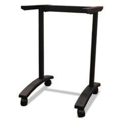 ALE VA7443BK Alera Valencia Series Training Table T-Leg Base ALEVA7443BK