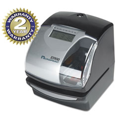 ACP 010209000 Acroprint ES900 Atomic Electronic Payroll Recorder, Time Stamp and Numbering Machine ACP010209000