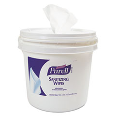 GOJ 9117MT PURELL Sanitizing Wipes Bucket Dispenser GOJ9117MT