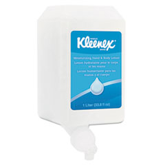 KCC 35362 Kleenex Moisturizing Hand and Body Lotion KCC35362