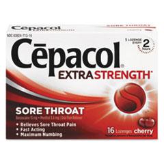 RAC 71016 Cepacol Extra Strength Sore Throat Lozenges RAC71016