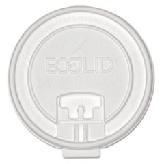 ECO EPHCLDTRCT Eco-Products Plastic Hot Cup Lids ECOEPHCLDTRCT