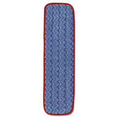 "RCP Q410RED Rubbermaid Commercial 18"" Wet Mopping Pad RCPQ410RED"