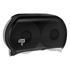 SCA 56TR Tork  Twin Jumbo Roll Bath Tissue Dispenser SCA56TR